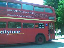 Red Bus San Mart?n de los Andes