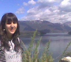 Mel in Bariloche (January, 2012)