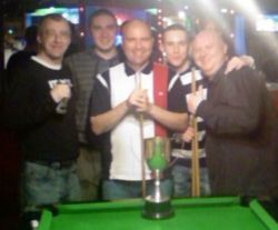 Blazers 5 man team 07