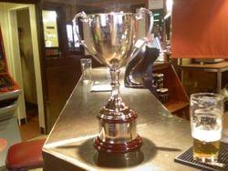 Jathro's League Trophy