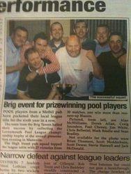 Brig league winners