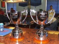 New Doubles & 3 Man Team Trophys
