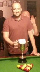 Ian Murray Singles Champion 2015