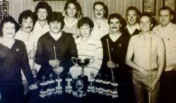 Millfield League Winners May 1982