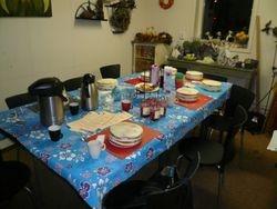 taarten gevuld en bekleed