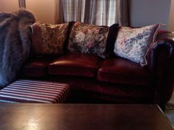 Down cushions, mmm