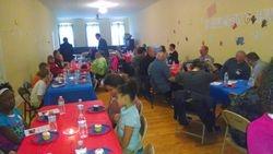 Mentor Appreciation Lunch 2014