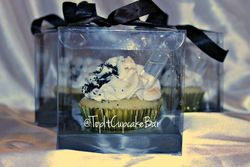 Party Favor Box w/ Cake Shots