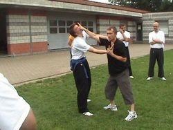 workshop progressive self defense