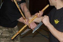 espada y daga