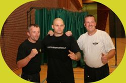 seminar Mixed Martial Arts