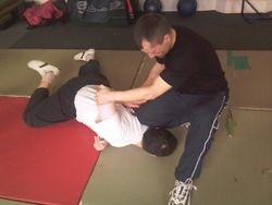 neck & arm-shoulder control