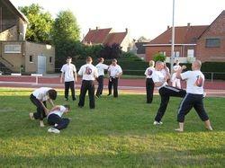 outdoor psd training 03 juni 2008