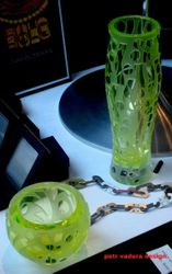 vase PRAGENSIA bowl GARDA