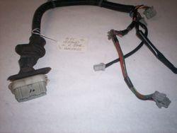 1991-1995 Legend left rear door electrical harness  4 door sedan