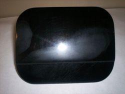 1991-1995 Legend fuel lid-door for a sedan in black