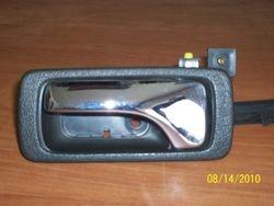 1991-1995 Legend left rear inside door handle
