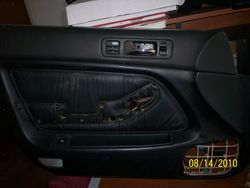 1991-1995 Legend driver door panel Type A