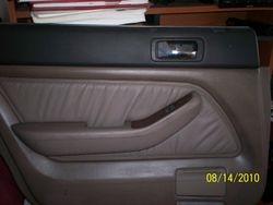 1991-1995 Legend left rear door panel type E