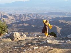 Wind Swept Bedouin