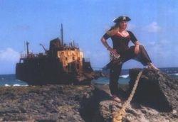 Ahoy, dancer!