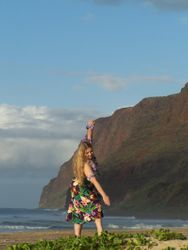 Hula in the morning...
