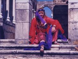 Medeival Gypsy.