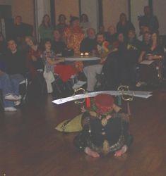 The Seven Sword Dance