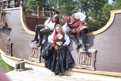 Pirates and Gypsy cohort....