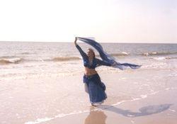 Blue wind.