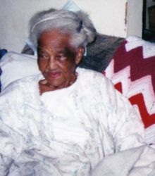 Lillie Mae in 2002