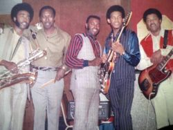 Lee's band