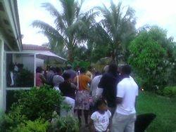 Haitian Congregation