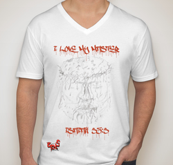 I Love My Master Tee (Front)