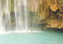Cascada Jimenoa