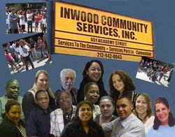 Coworkers at Inwood Community Services