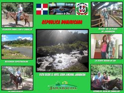 Jarabacoa, Dominican Republic, Nov. 2014