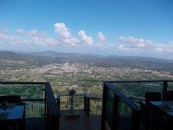 View from Jamaca de Dios