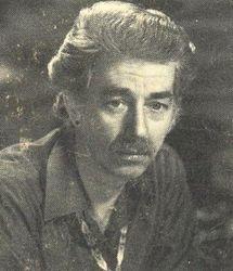 Gilbert Creutzberg in 1984