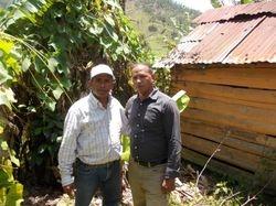 Cesar y Miguel en La Cienega