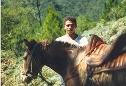 Cesar, el guia de las montanas