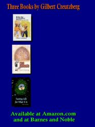 Three Titles of Three Books by Gilbert Creutzberg