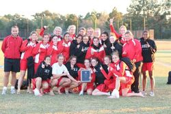 2006 Cup Tournament Champion Belmont Abbey College