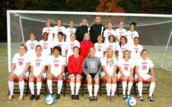 2007 League Champion Belmont Abbey College
