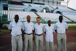 Grenada FA National Coaching Staff
