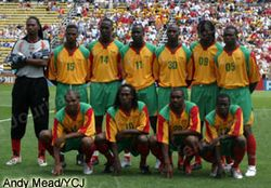 Grenada vs, USA June 2004