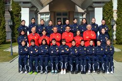 Under 15 Women's National Team
