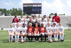 2009 South Carolina State University Women's Team