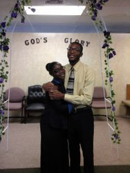 Deacon Rogers and Sister Rogers