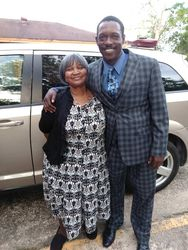 Mother Andrus & Elder Washington